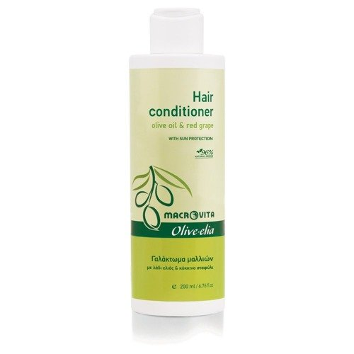MACROVITA OLIVE-ELIA odżywka do włosów z bio-składnikami 200ml